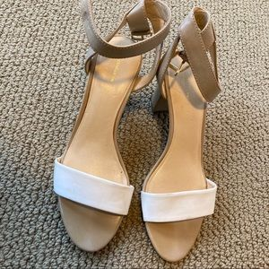 Liz Claiborne high heel shoes